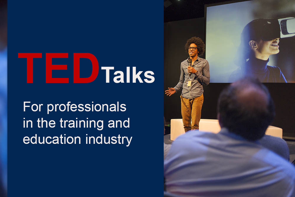 TED Talks for courses and education