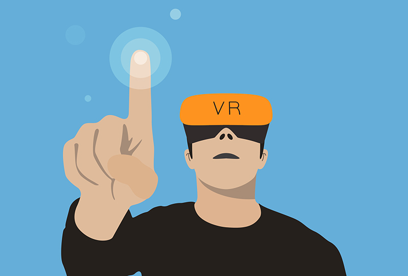 Is VR training more efficient than other learning methods?